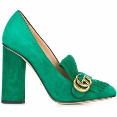 Designer Gucci, Shoe Collection F/W '17 - pinterest