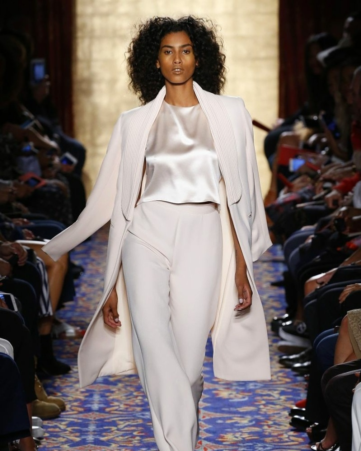 Brandon Maxwell Collection Fall 2017 pic Indigital tv - Vogue