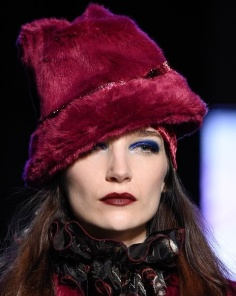 Anna Sui accessories Fall 2017 pic: Getty Images