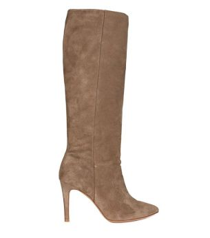 Sam Eldeman Suede Knee High Boot - FW 17