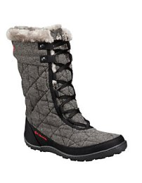 Columbia Minx Women's F/W Boot Mid 11 Omni Wool lined Boot - The Bay 2017