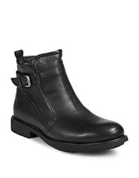 F/W Collection Men's Waterproof Leather Ankle Boot 2017 by Blondo