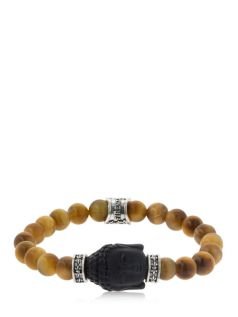 Men's Bracelet Tiger Eye Buddha Spring Collection 18 - Luis Avia Romo