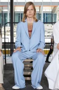 Pastel Suit Men's Collection Acne Studios - Vogue: indigital t.v.