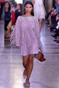 Haper's Bazaar Fringes Women's Spring 2018 - Bottega Venata - Getty Image