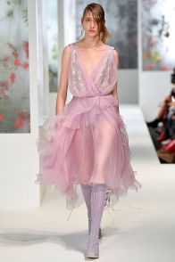 Preen - Women's 2018 Spring Pastel - Pretty in Pink - Hapar's Bazaar - Getty Images