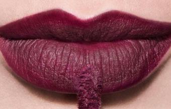 Captivating Berry Yonique Cream Lip Powder SS 18 - yonique.com