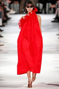 SS 2018 Bright - Bold Red Forever Hapar's Bazaar Stella McCartney Imaxtree Images
