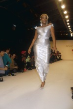 Patrick Kelly Autumn-Winter 1989-1990 Fashion Show - www.theredlist.com pic: Pierre Vauthey