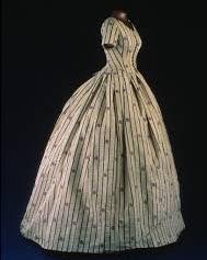 Dress created by Elizabeth Keckley - smithsonian.com