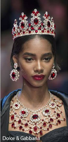 SS 2018 Jewelry trends Vogue indigitial tv - Dolce and Gabbana