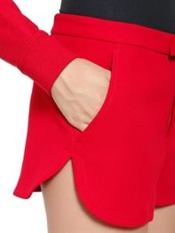 Luis Avia Roma SS 2018 Women's Red Shorts