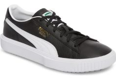 Black Puma Breaker Low Top Sneaker 2018 pic: www.bestproducts.com