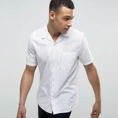 French Connection Cuban Collar shirt pic: www.fashionbeans.com
