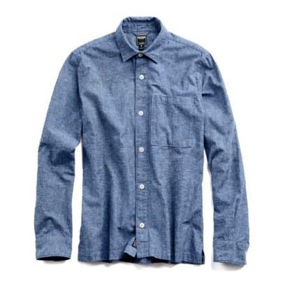 Denim Shirt Todd Snyder SS 18 pic www.gq.com