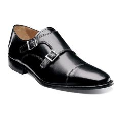 Florschiem Sabato Double Monk Strap Shoe SS18 wwwbestproducts.com