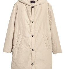 Light Weight Padded Parka...hm.com UK S18 pic: H&M