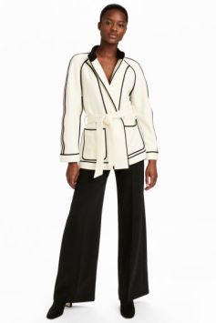 Felted Jacket H&M Spring 2018 www.hm.com