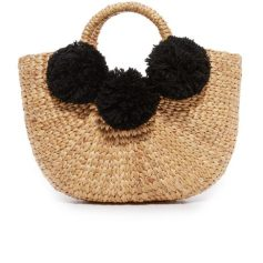Jadetribe Shopbop Basket Mini Pom Bag Spring 18 pic flare.com