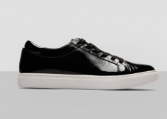 kenneth cole patent leather sneaker refinery29