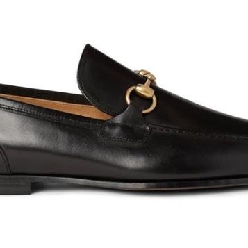 Gucci Horsebit Loafer Mr. Porter Spring 18 fashion rams.com