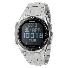 Pulsar Digital Watch SS 18 Collection www.bestproducts.com