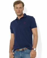 SS18 Ralph Lauren Classic Fit Cotton Mesh Polo pic: pinterest