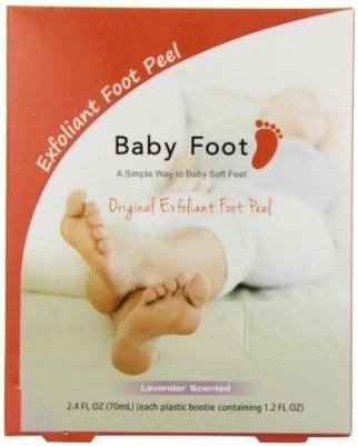 Foot Peel... Baby Foot Exfoliant...amazon.com