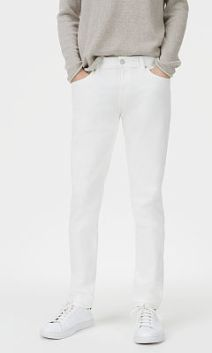 Club Monaco Men's Super Slim White Jean m.clubmonaco.ca