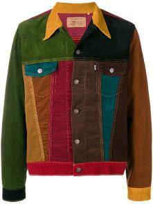 "Levi""s Vintage Clothing Corduroy Trucker Jacket - Mens farfech.com pic gq.com"