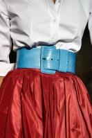 Gettyimages: Elle magazines Fall 18 Women's accessories Carolina Herrera wide belt