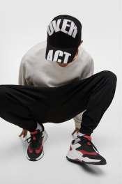 Men's Thick Sole Sneakers AW18 www.zara.com