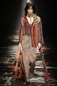 Women's Collection MFW Missoni American Heart Land Collection F/W 18..pic: Imax Tree...www.livingly.com