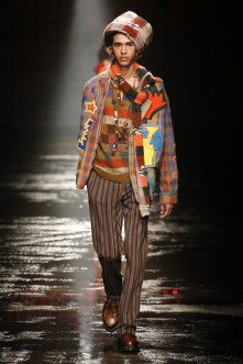 Men's Heartland Collection - Missoni MFW Fall'18 www.vogue.com: pic: Marcus Torodo, Indigital tv