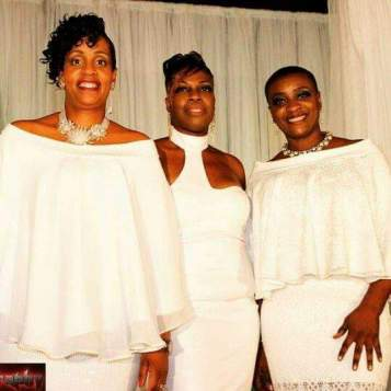 Janice Small Wright, Aileen MCCalla and Dawn McNichols are the founders of Rip The Runway Montreal - Fashion For a Cause Organization.