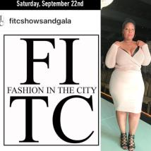 Model Laika Joseph representing FITC Part Three Sept 22nd, 2018