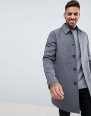 Wool Mix Trench AW 18 Men's collection www.asos.com