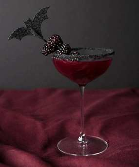 Bat-Berry-Margarita