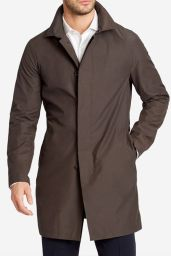 Bonobos Minimalist Style trench Coat Men's AW 2K18 pic: www.thebestproducts.com
