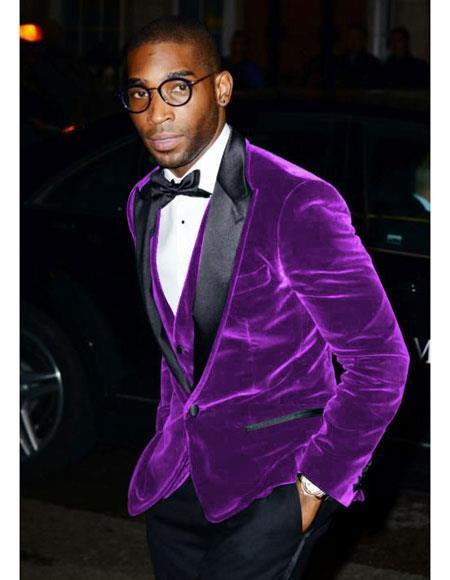 One-Button-Purple-Velvet-Tuxedo-Pinterest