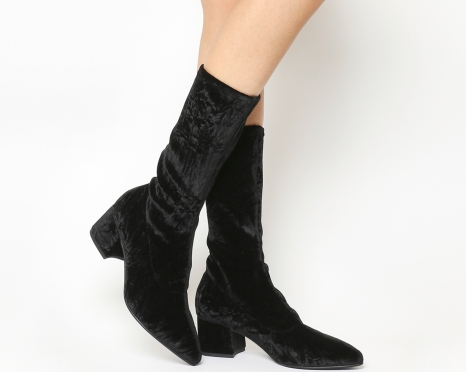 9152718405662 vagabond mya tall velvet boots office.co.uk