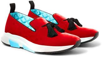 d0c157fe9b20323fa376461c660902b1_xlarge tom ford tassle slip on sneakers