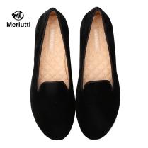 w-1-plain-black-3 merlutti flat velvet