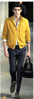 Hermes SS 2K19 Men's Mellow Yellow Jacket www.airfreshener.club