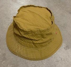 Reflective Mustard Bucket Hat SS 19 www.poshmark.com